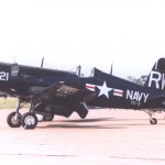 Retirement income: Navy F4U Corsair