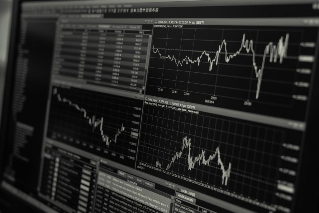 How to reduce financial anxiety? One way is by keeping tabs on your finances, by using tools like this online stock trading program