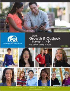 DSA June 2016 Growth & Outlook Survey report cover