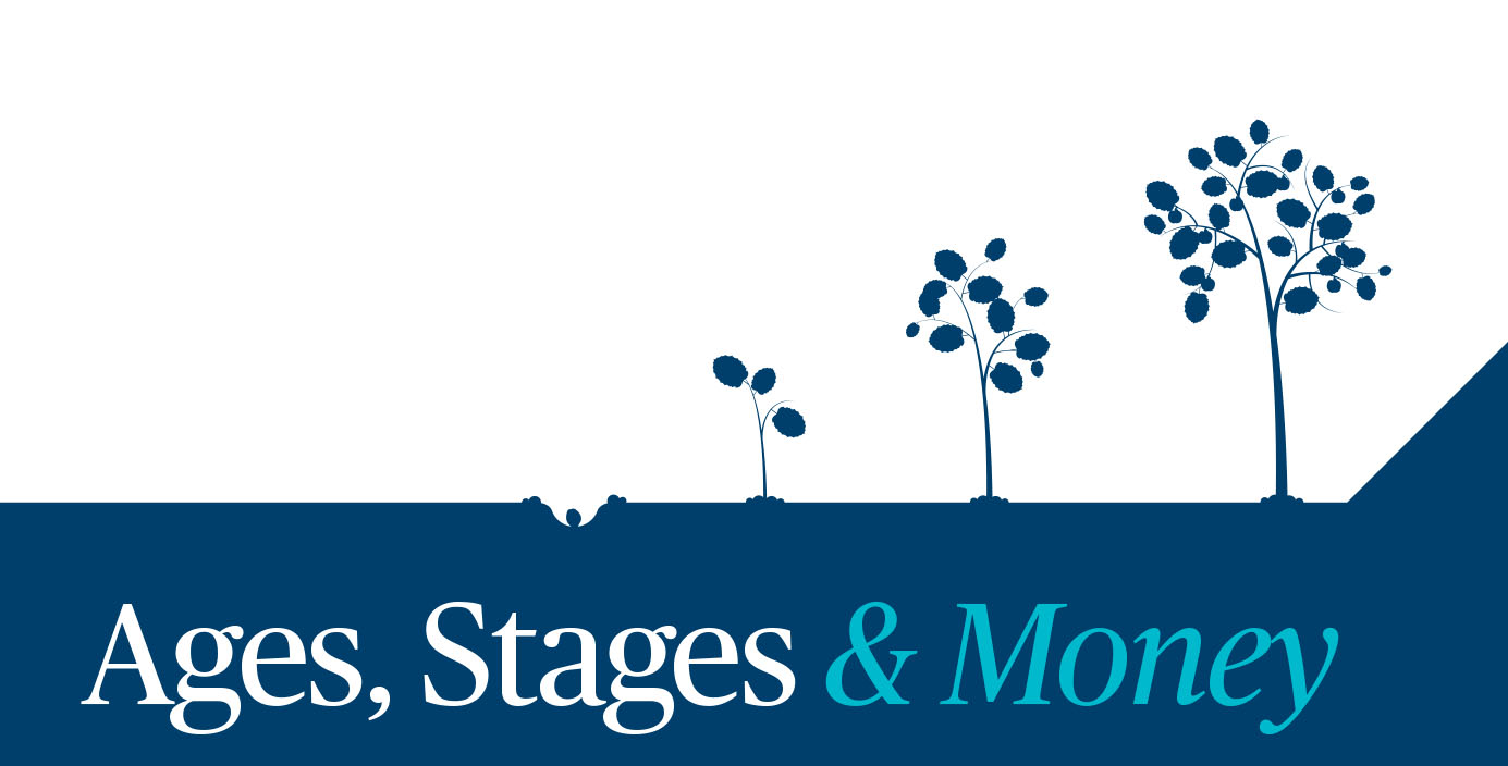 Ameriprise Ages, Stages & Money graphic