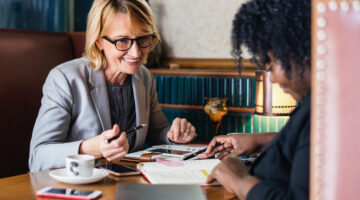 By engaging women in finance, more women will look to other women as financial advisors