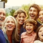 Financial attitudes are shifting: A multi-generational family photo