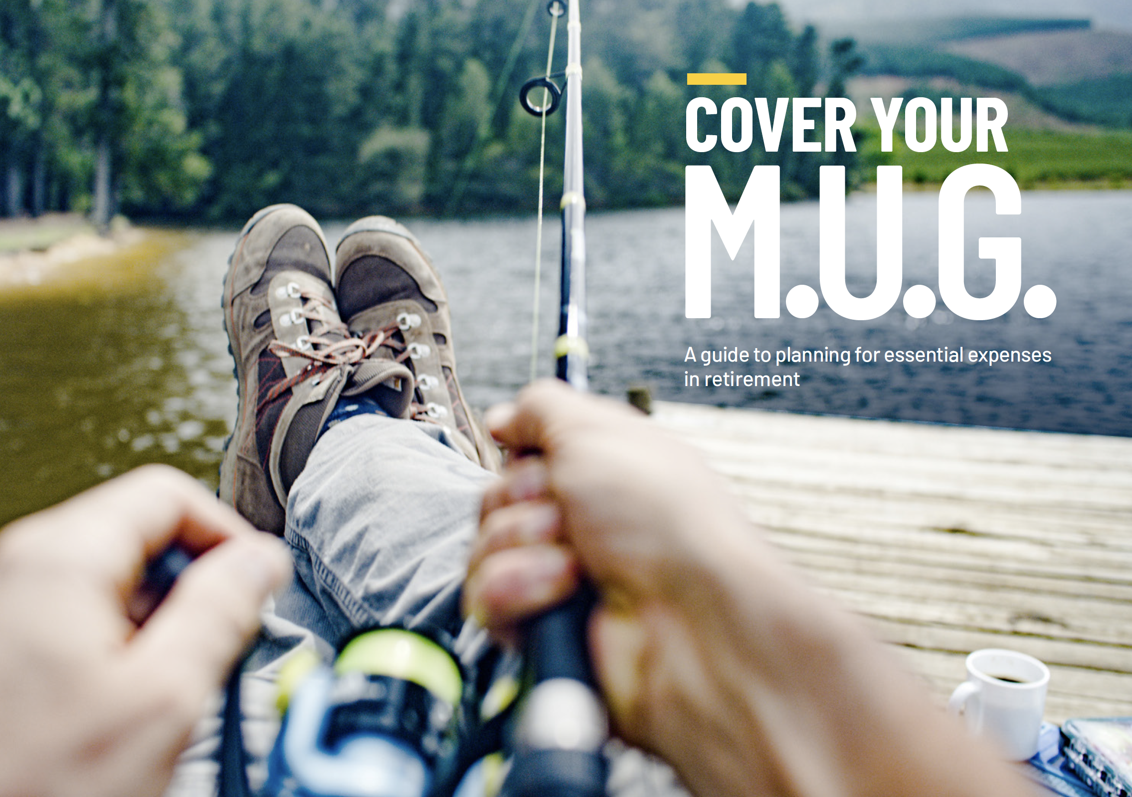 Cover your M.U.G. with the Alliance for Lifetime Income